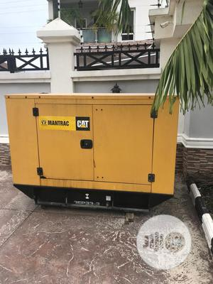 33kva Caterpillar Soundproof Generator Almost New For Sale. | Electrical Equipment for sale in Lagos State, Isolo