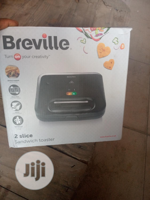 Breville Sandwich Toaster 2 Slice