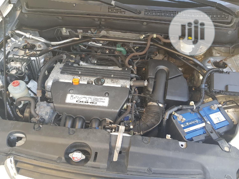 Honda CR-V 2003 EX 4WD Automatic Silver   Cars for sale in Ibadan, Oyo State, Nigeria
