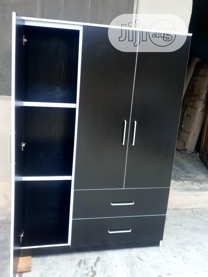 Wardrop With Down Drawwer | Furniture for sale in Ojo, Lagos State, Nigeria