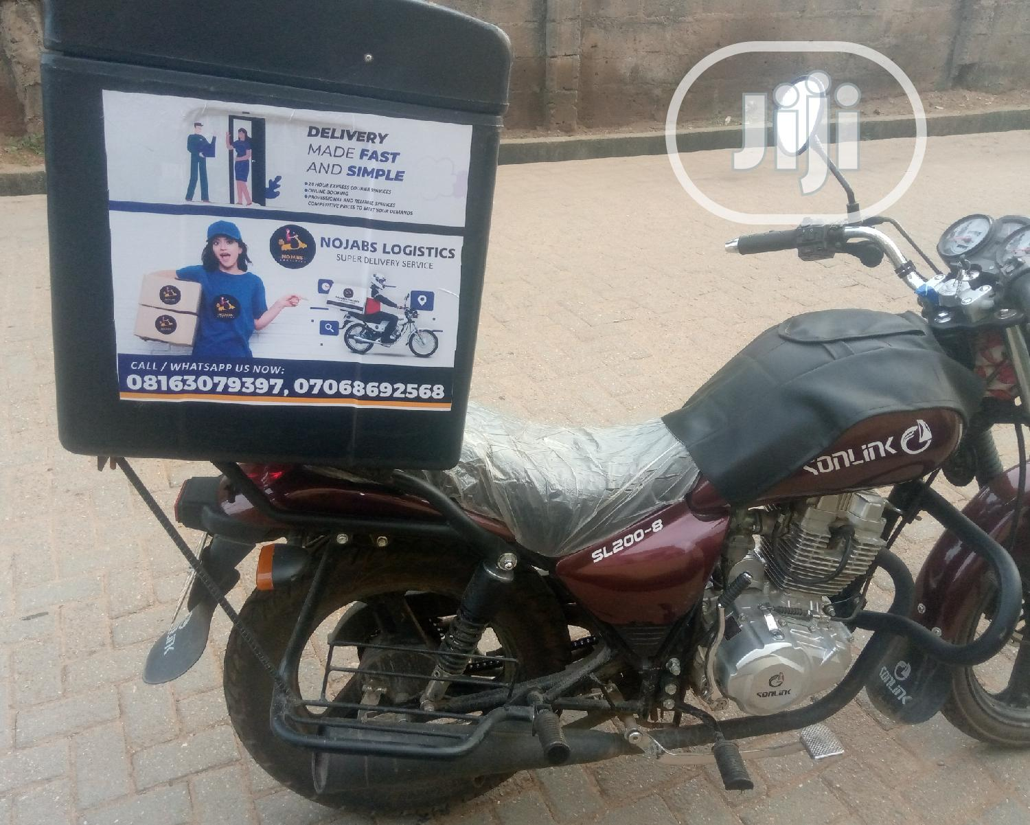 Express Pick Up & Delivery Service Within Lagos