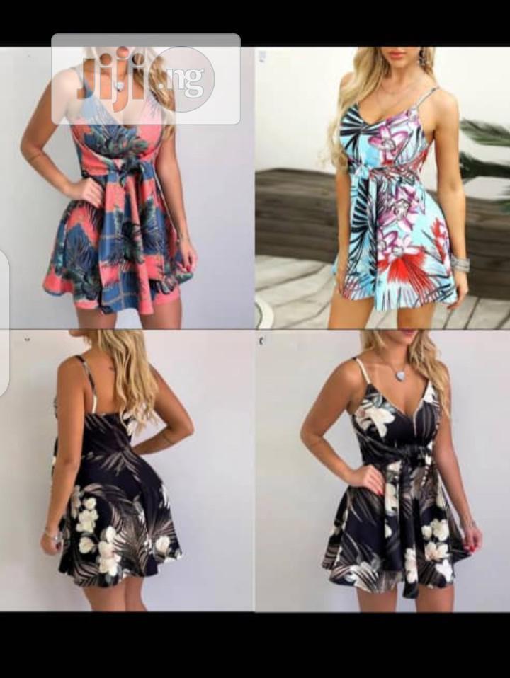 New Female Playsuit Dress
