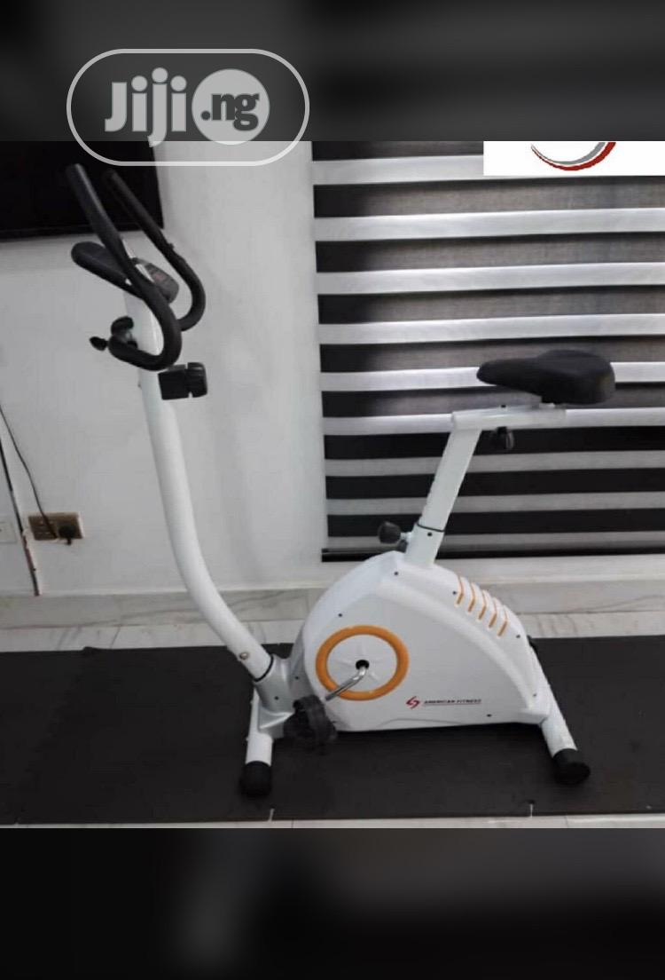 Fat Burning Exercise Bike