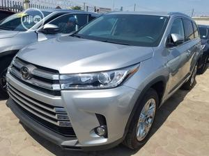 Toyota Highlander 2018 Gray   Cars for sale in Lagos State, Amuwo-Odofin