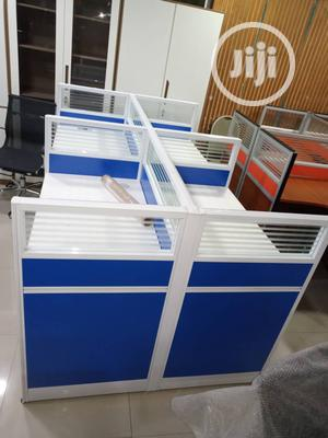 Italian Unique Workstation Tables With Mobile Drawers | Furniture for sale in Lagos State, Lagos Island (Eko)