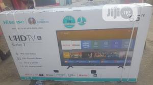 Hisense 65' Smart UHD 4K Led TV-65B7100 +Free Wall Bracket   TV & DVD Equipment for sale in Lagos State, Ojo