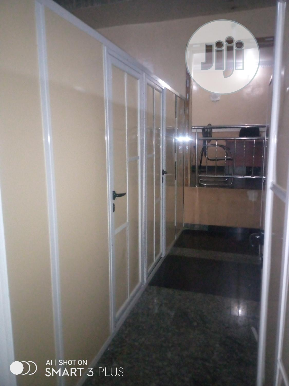 Office Partition | Building & Trades Services for sale in Oluyole, Oyo State, Nigeria