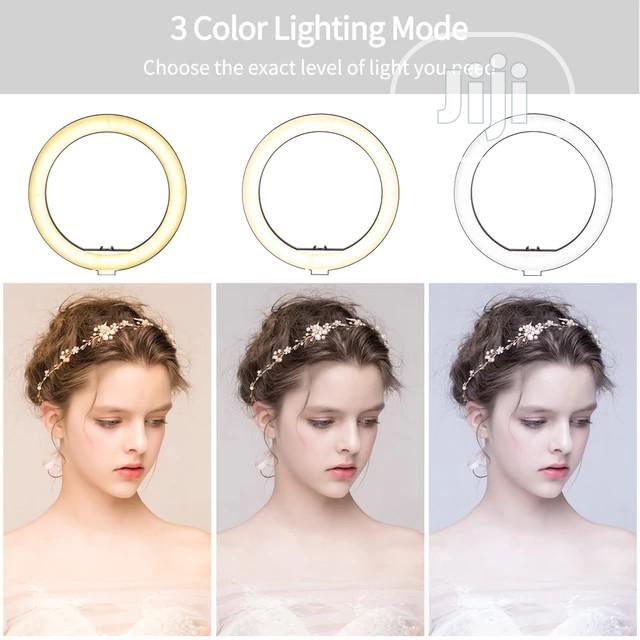 10inch/26cm Led Ring Light Photography Selfie Ring | Accessories & Supplies for Electronics for sale in Ajah, Lagos State, Nigeria