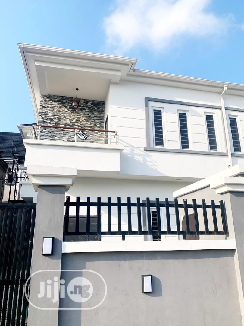 Archive: Brand New 4bedroom Semi Detached Duplex For Sale In Ajah