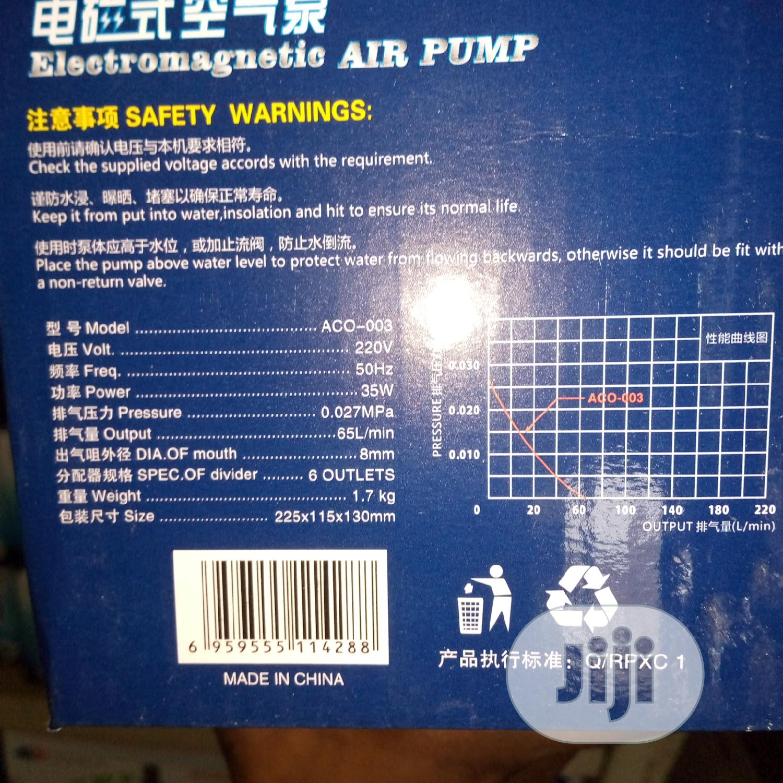 Aco Air Pump   Pet's Accessories for sale in Surulere, Lagos State, Nigeria