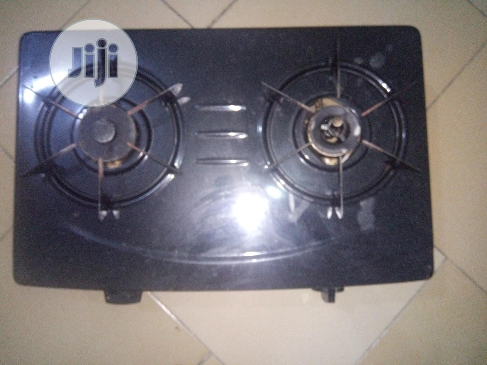 Archive: Foreign Gas Cooker
