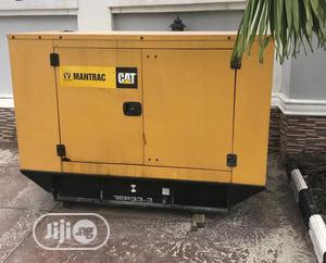 30KVA Caterpillar Soundproof Desiel Generator For Sale | Electrical Equipment for sale in Lagos State, Oshodi