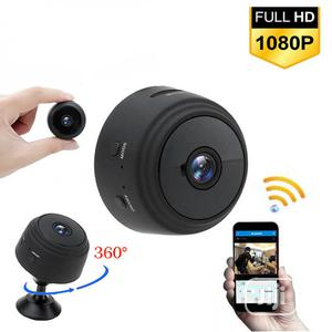 A9 Full HD 1080P Wifi IP Camera Battery Powered | Security & Surveillance for sale in Lagos State, Ikeja