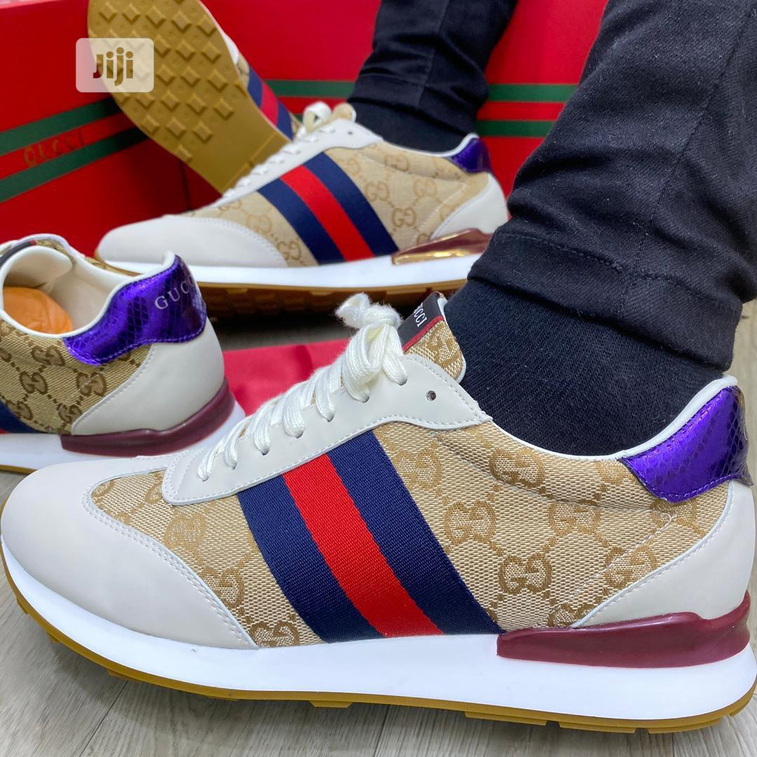 gucci luxury shoes