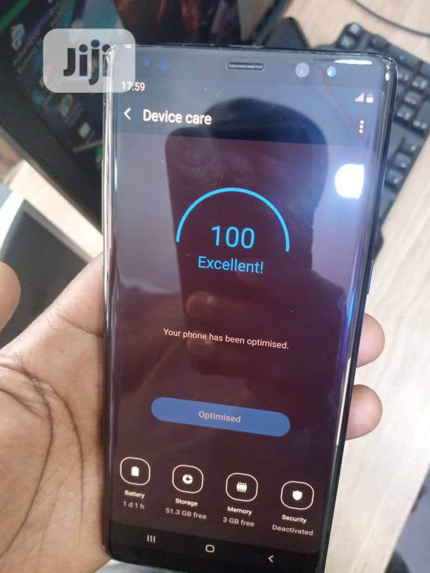 Samsung Galaxy Note 8 64 GB Black