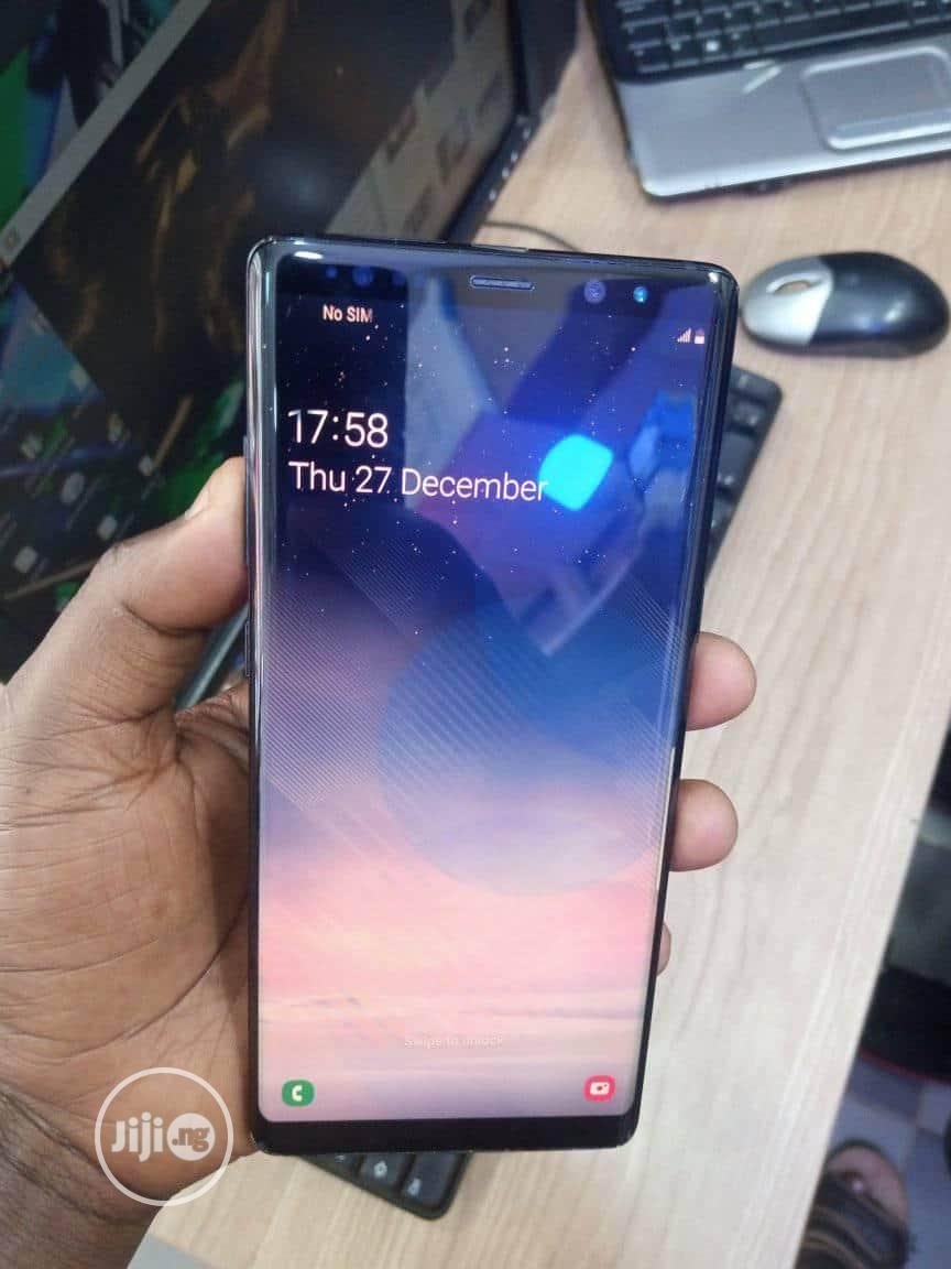 Samsung Galaxy Note 8 64 GB Black | Mobile Phones for sale in Lekki Phase 1, Lagos State, Nigeria