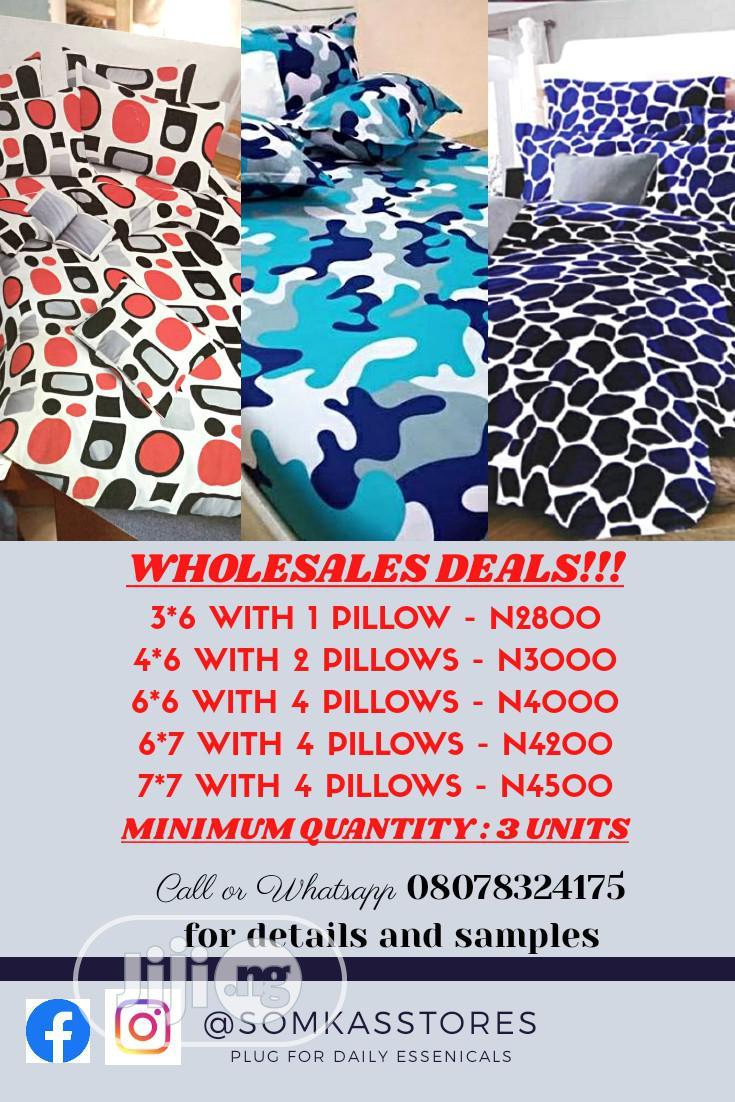 Bedspread/Bedsheet Deal