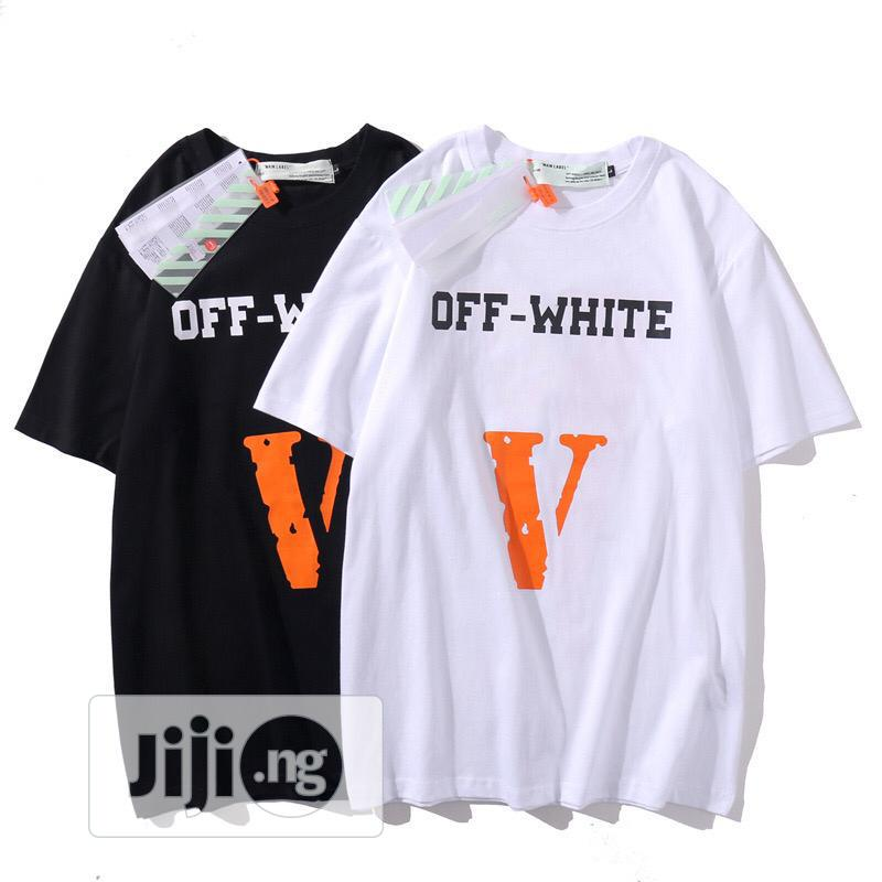 Authentic Offwhite T-Shirts