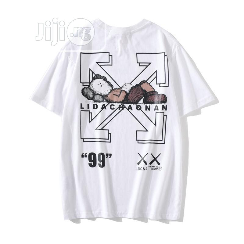 Quality Offwhite T-Shirts | Clothing for sale in Alimosho, Lagos State, Nigeria