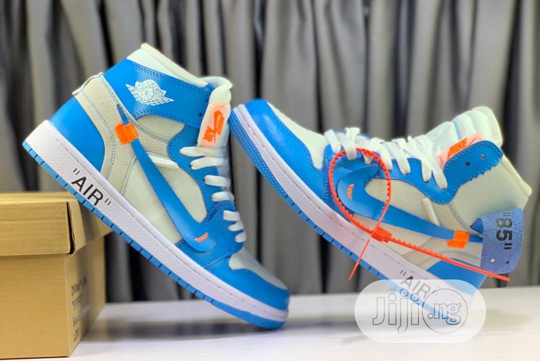 Nike Air Jordan High Cut Sneakers in