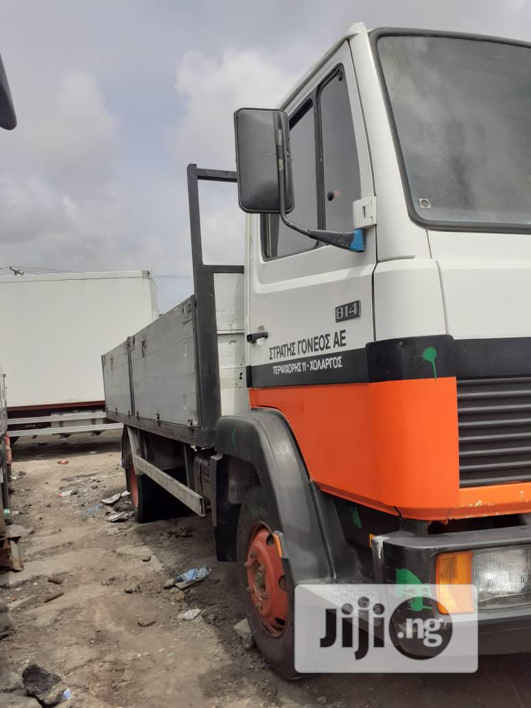 Mercedes Benz Truck White | Trucks & Trailers for sale in Apapa, Lagos State, Nigeria