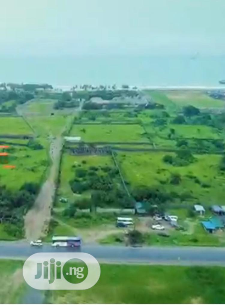 Archive: 6 Plots of Land Facing LFTZ Road, Akodo, Ibeju for Sale