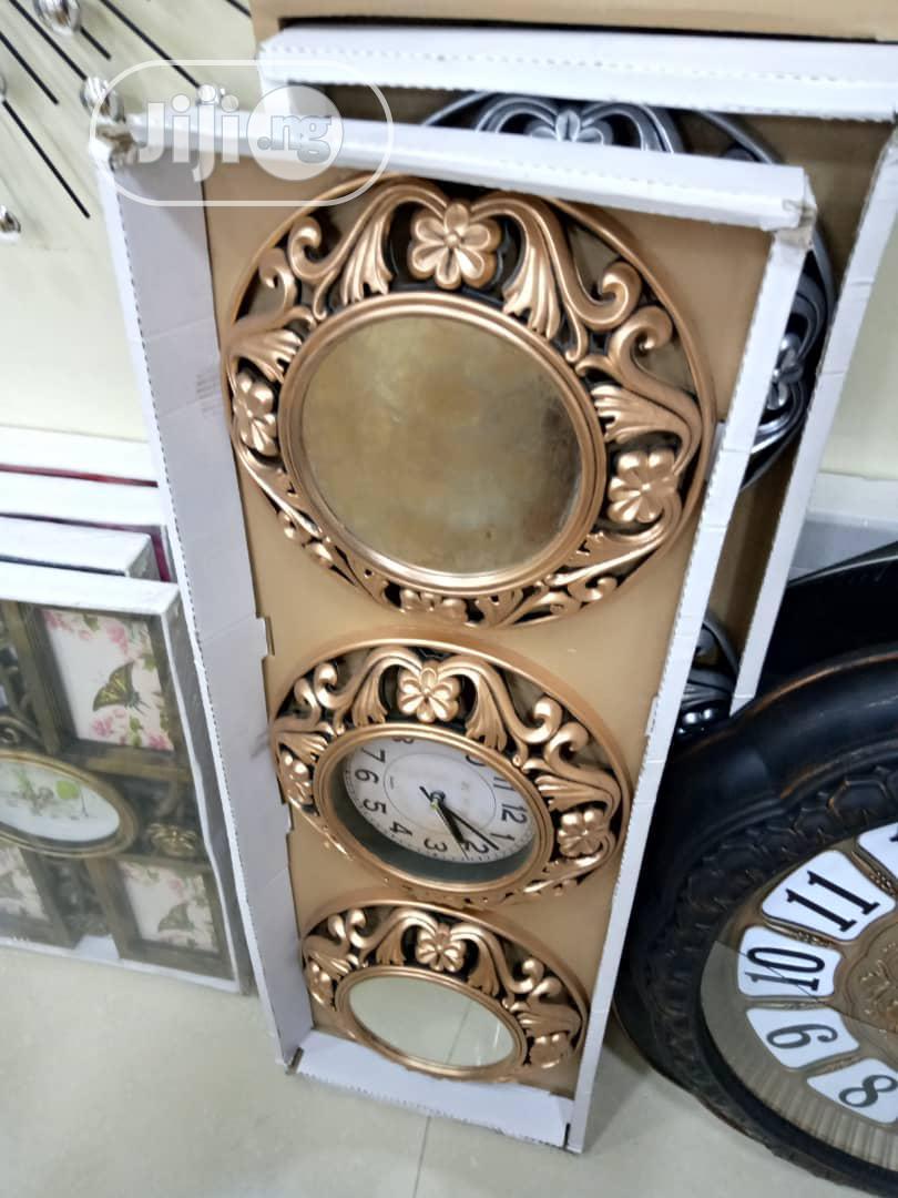 Archive: Beautiful Wall Clock