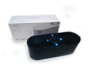 207 Portable Bluetooth Speaker With Fm/Tf Card   Audio & Music Equipment for sale in Lagos State, Ikeja