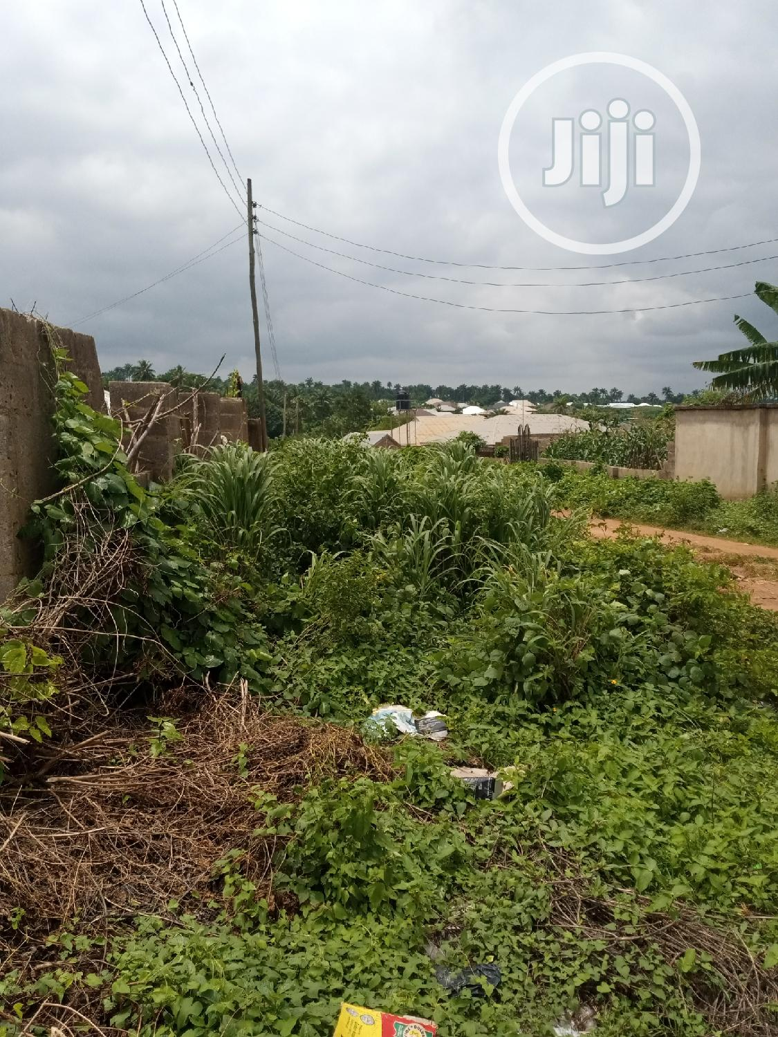 A Plot Of Land, Fully Fenced With Gate In A Cool Area.   Land & Plots For Sale for sale in Osogbo, Osun State, Nigeria