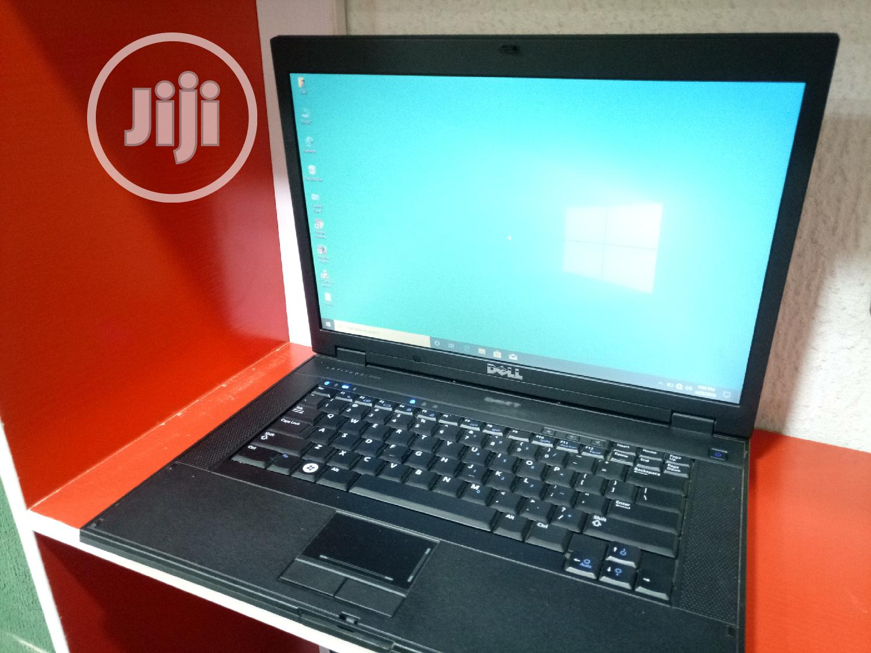 Laptop Dell Latitude E5500 4GB Intel Core 2 Duo HDD 160GB | Laptops & Computers for sale in Enugu, Enugu State, Nigeria