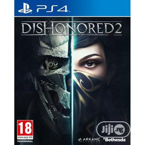 Ps4 Dishonored 2 | Video Games for sale in Lagos State, Agege