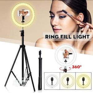 Tripod Stand With Ring Light | Accessories & Supplies for Electronics for sale in Lagos State, Ikeja