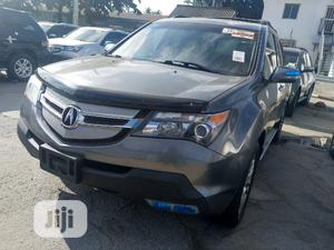 Acura MDX 2008 SUV 4dr AWD (3.7 6cyl 5A) Gray   Cars for sale in Lagos State, Apapa