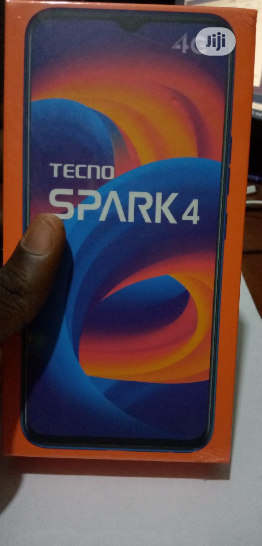 New Tecno Spark 4 32 GB Gray