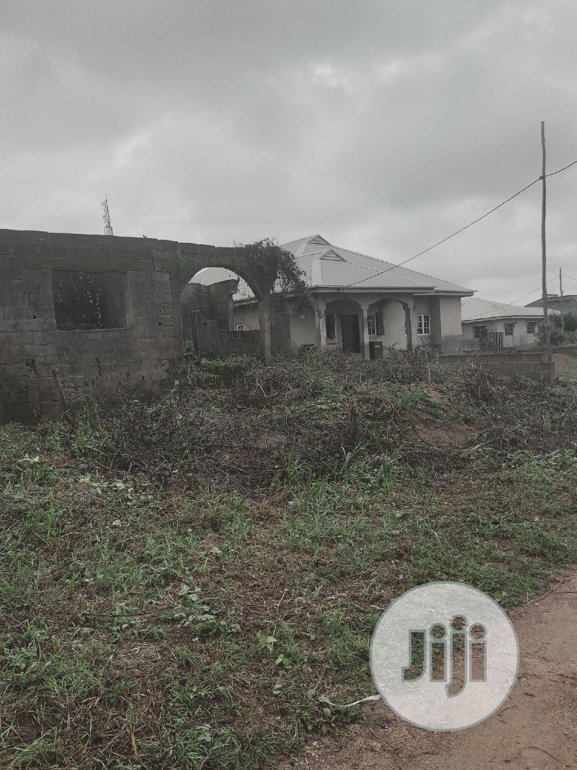 Uncompleted Building For Sale   Houses & Apartments For Sale for sale in Abeokuta North, Ogun State, Nigeria