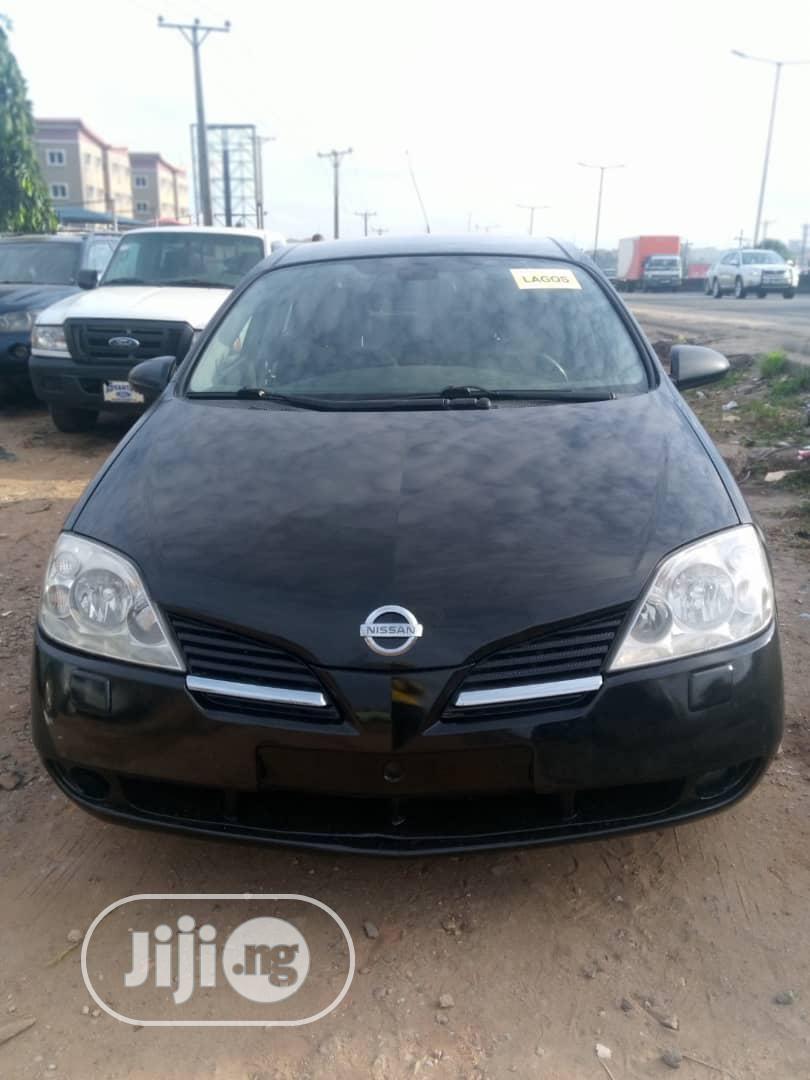 Archive: Nissan Primera 2004 Black