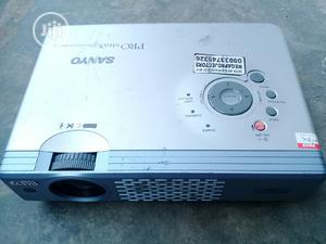 Portable Sanyo Projector   TV & DVD Equipment for sale in Lagos State, Yaba