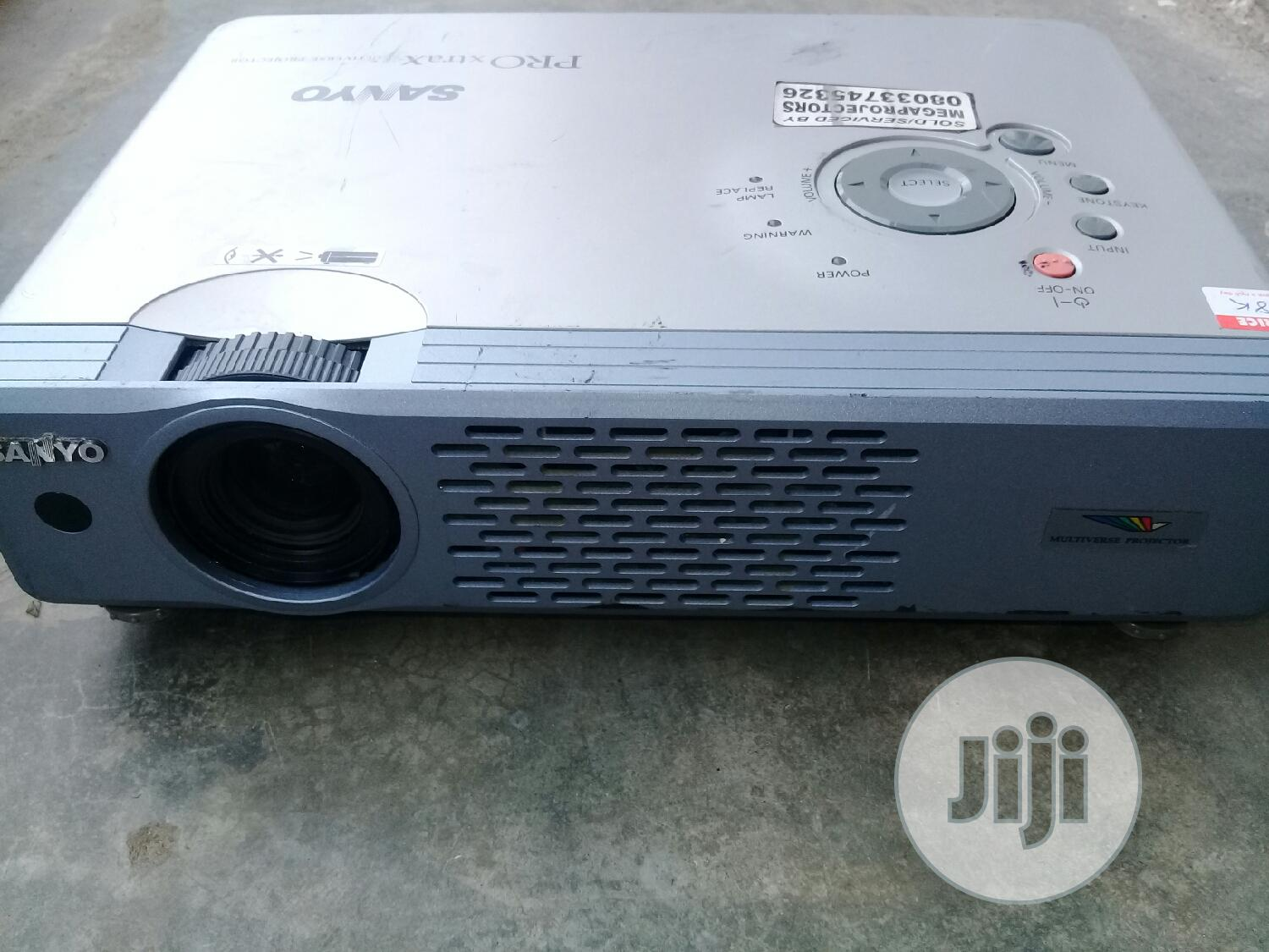 Archive: Portable Sanyo Projector