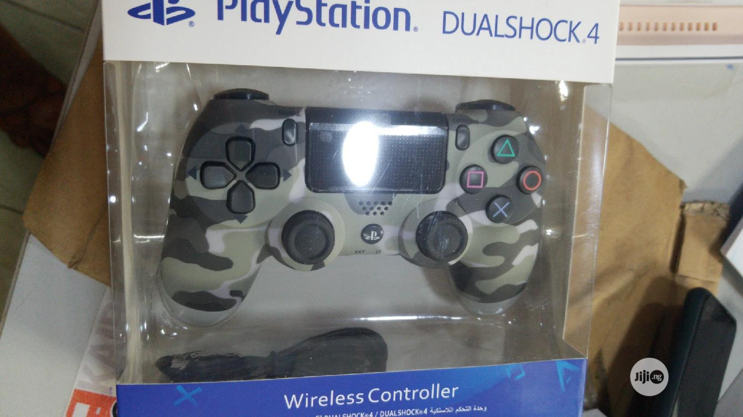 PS4 Wireless Gamepad | Accessories for Mobile Phones & Tablets for sale in Ikeja, Lagos State, Nigeria