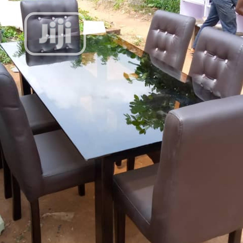 6 Seater Dining Set | Furniture for sale in Ikeja, Lagos State, Nigeria