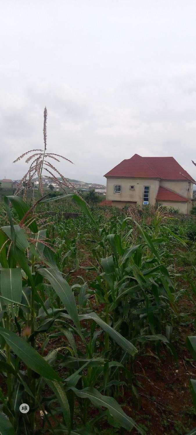 1000sqm Of Residential Land With R Of O At Mpape For Sale