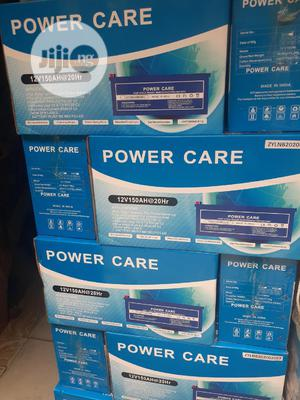 12v 200ah Power Care Battery Available In | Solar Energy for sale in Lagos State, Ojo