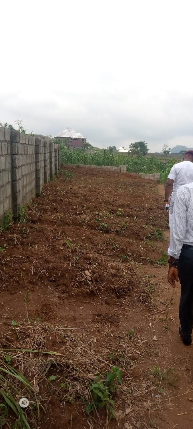 1,200sqm Of Residential Land With R Of O At Katampe Mpape | Land & Plots For Sale for sale in Mpape, Abuja (FCT) State, Nigeria