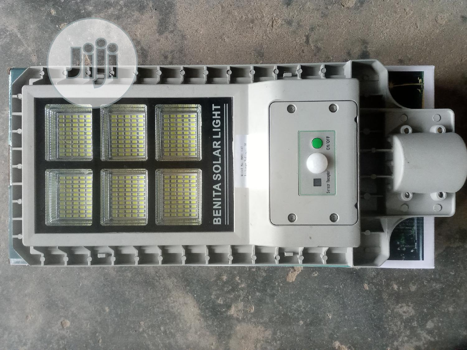 Archive: All In One Solar Street Light.