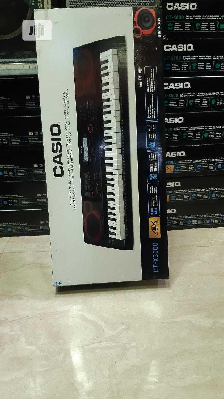 Casio Keyboard Ct-X3000 61 Keys