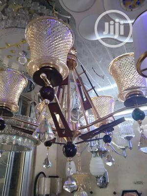 Quality Crystal Chandelier Light Gold/Brown   Home Accessories for sale in Lagos State, Alimosho