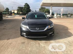 Honda Accord 2013 Black   Cars for sale in Lagos State, Oshodi