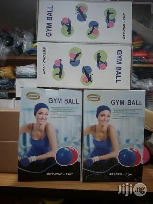 Exercise Gym Ball.   Sports Equipment for sale in Lagos State, Ikeja
