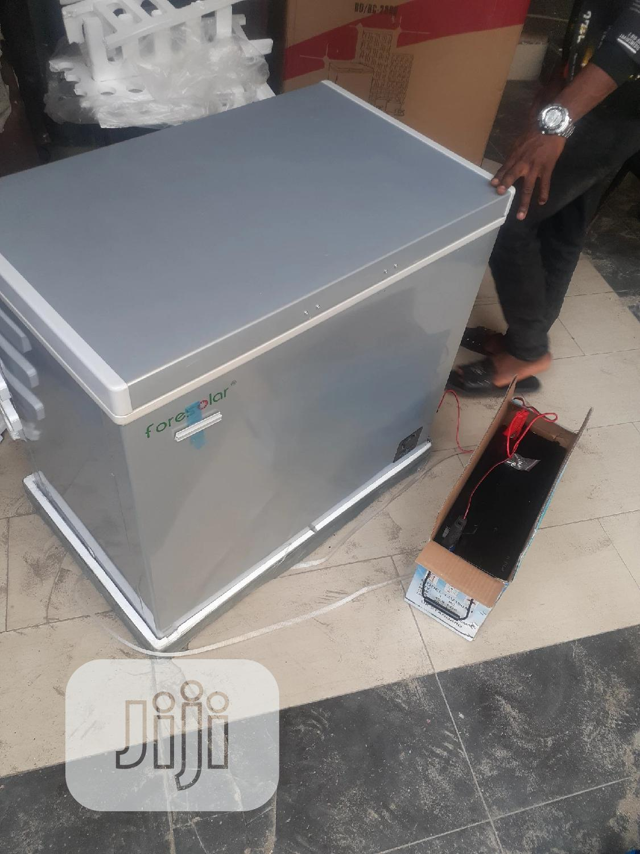 Solar Freezer 205