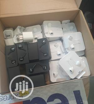 Samsung AKG Type C Plug Earpiece Pulled Out Of The Box   Headphones for sale in Delta State, Ika South